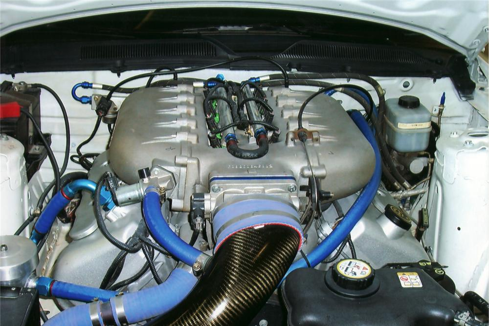 2005 FORD MUSTANG FR 500C RACE CAR - Engine - 48925