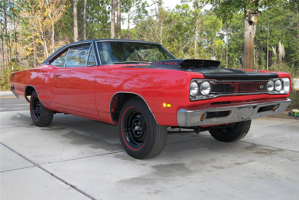 1969 DODGE SUPER BEE 2 DOOR HARDTOP - Misc 1 - 48928