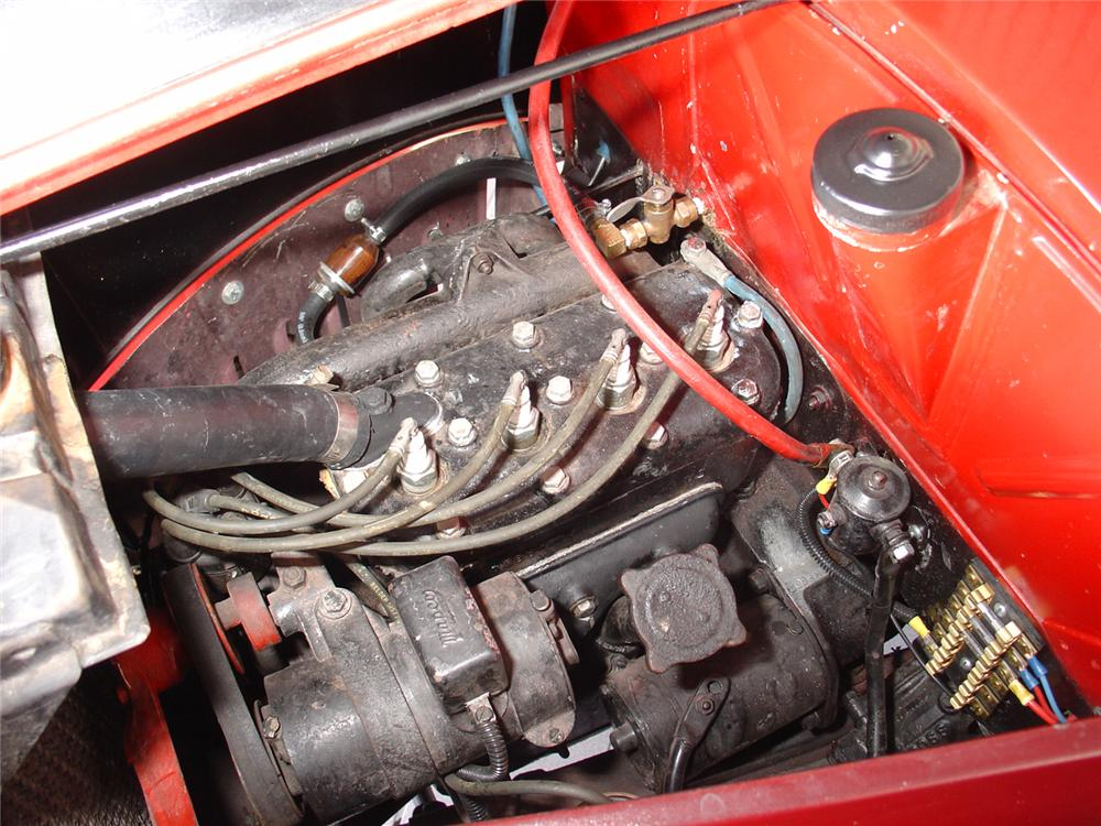 1939 BANTAM ROADSTER   - Engine - 48992