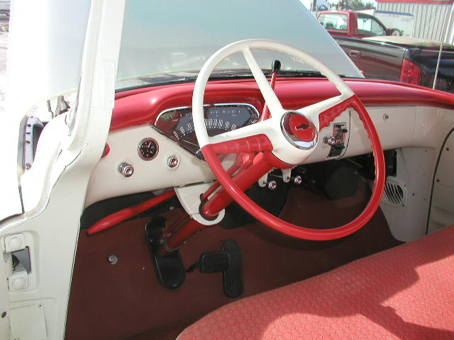 1955 Chevrolet Cameo Pickup 49009