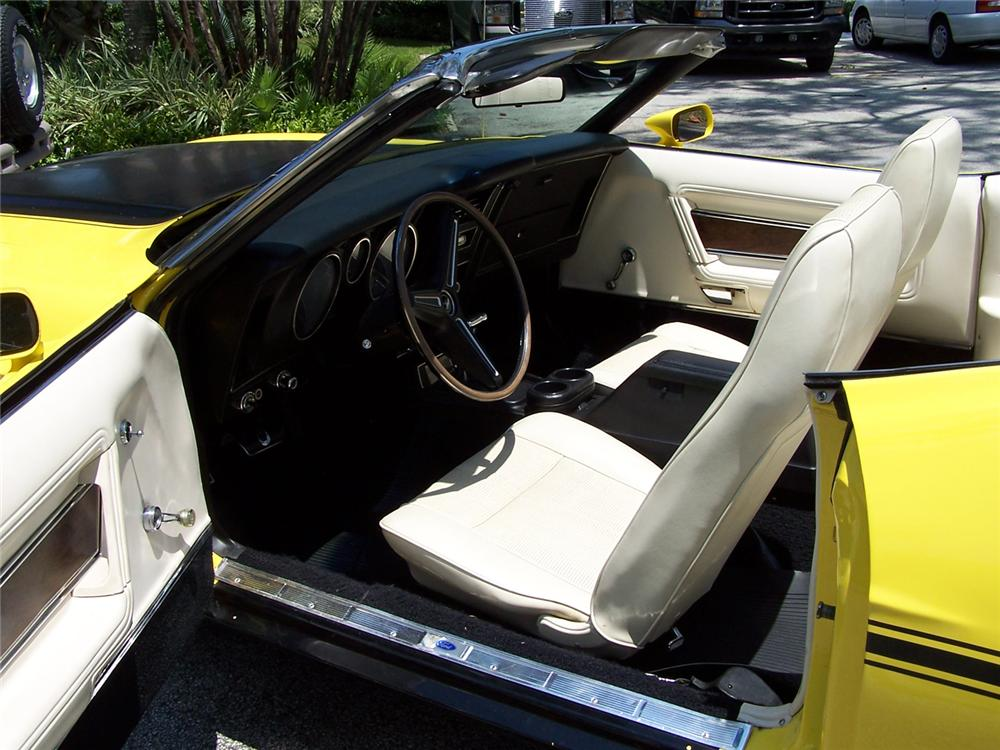 1973 Ford Mustang Convertible 49023