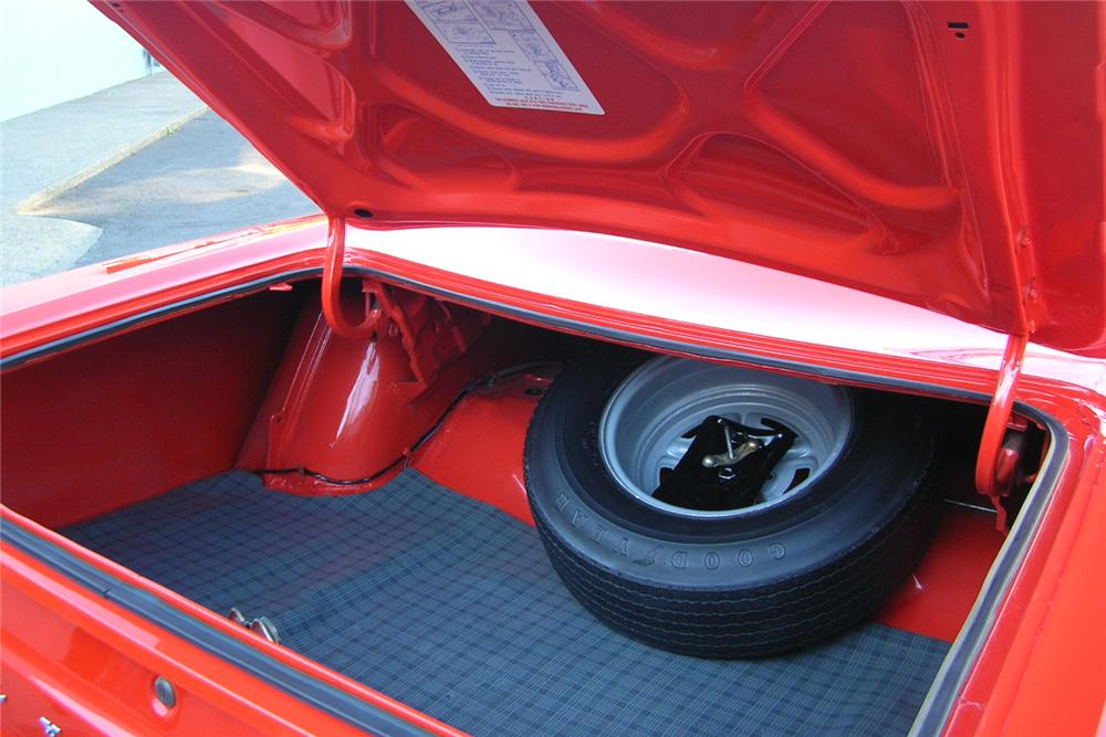 1970 PLYMOUTH ROAD RUNNER HEMI RE-CREATION - Misc 1 - 49031
