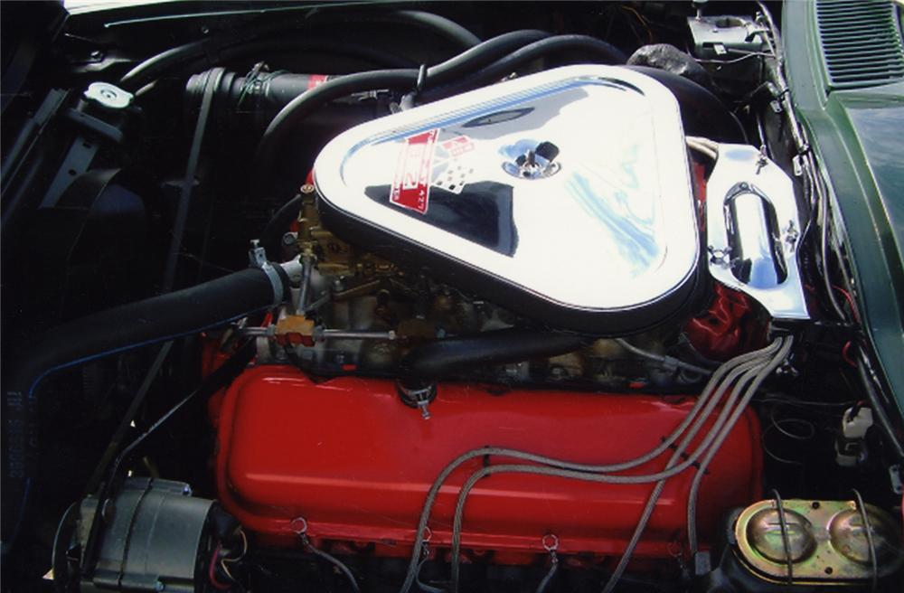 1967 CHEVROLET CORVETTE COUPE - Engine - 49039
