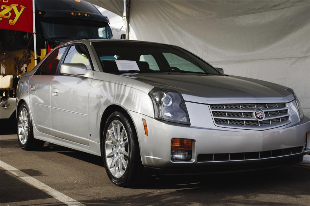 2006 CADILLAC SPORT COUPE - Front 3/4 - 49110