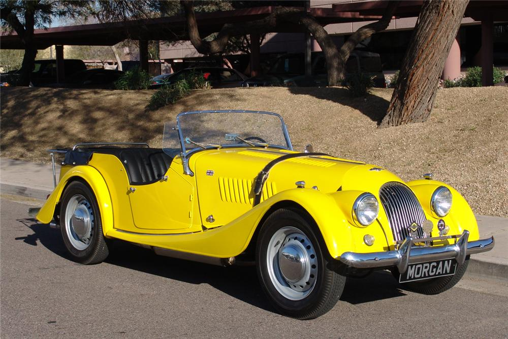 1959 MORGAN PLUS 4 ROADSTER - Front 3/4 - 49134