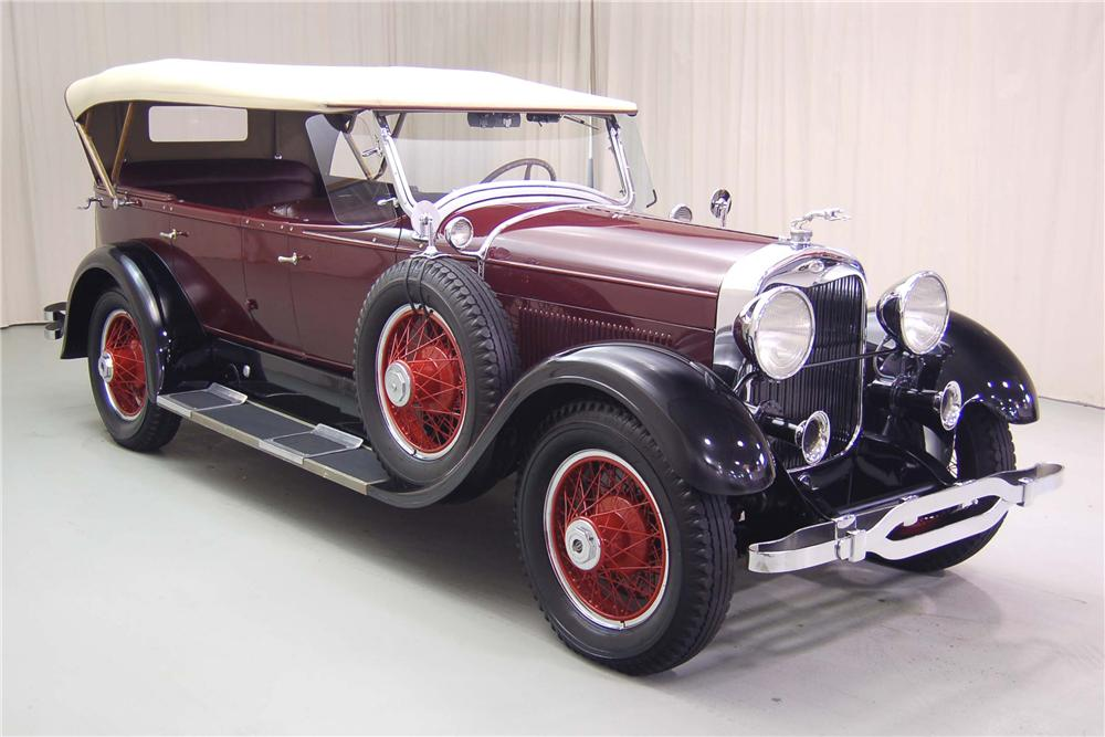 1928 Lincoln 164 Touring Phaeton