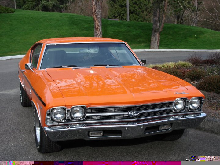 1969 CHEVROLET CHEVELLE SS 396 COUPE - Misc 1 - 49210