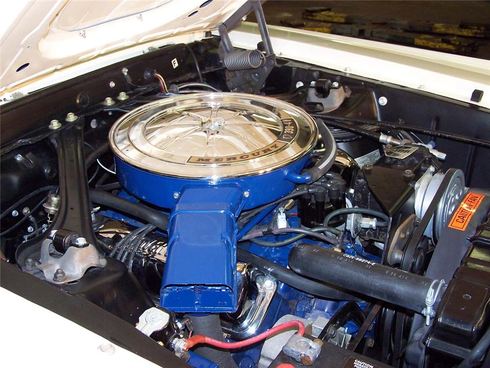 1969 MERCURY COUGAR ELIMINATOR COUPE - Engine - 49238