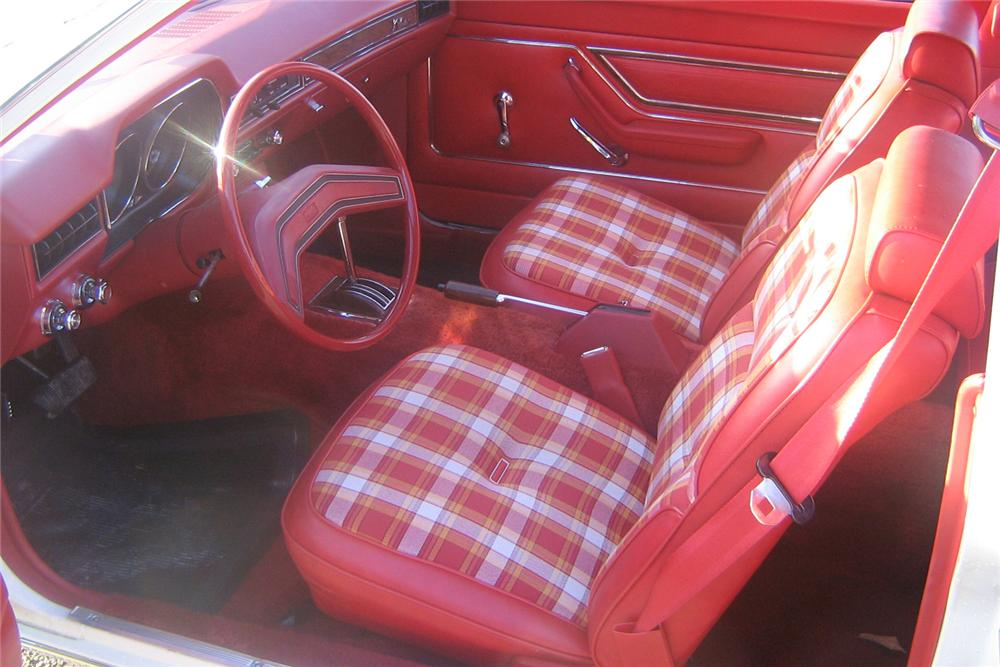 1976 FORD PINTO COUPE - Interior - 49252