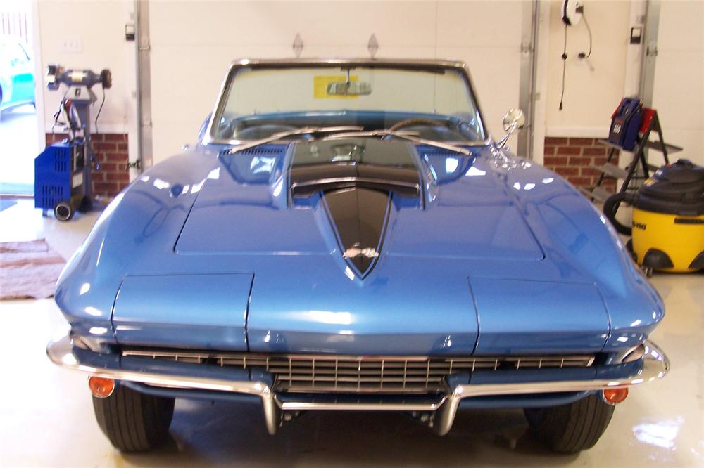 1967 CHEVROLET CORVETTE CONVERTIBLE - Misc 1 - 49347