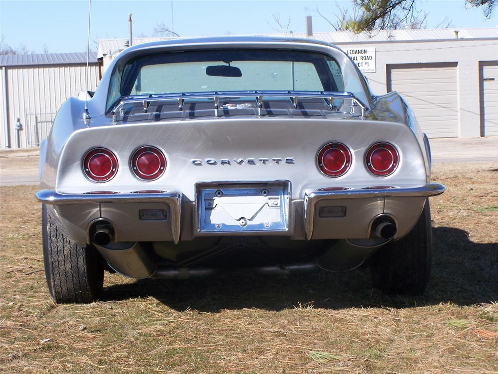 1968 CHEVROLET CORVETTE COUPE - Misc 1 - 49376