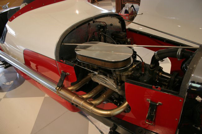1931 FORD INDY RACE CAR RE-CREATION - Engine - 49381