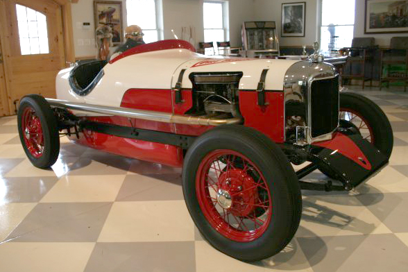 1931 FORD INDY RACE CAR RE-CREATION - Front 3/4 - 49381