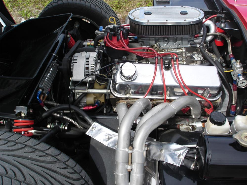 2004 SUPERFORMANCE BROCK DAYTONA COUPE RECREATION - Engine - 49414