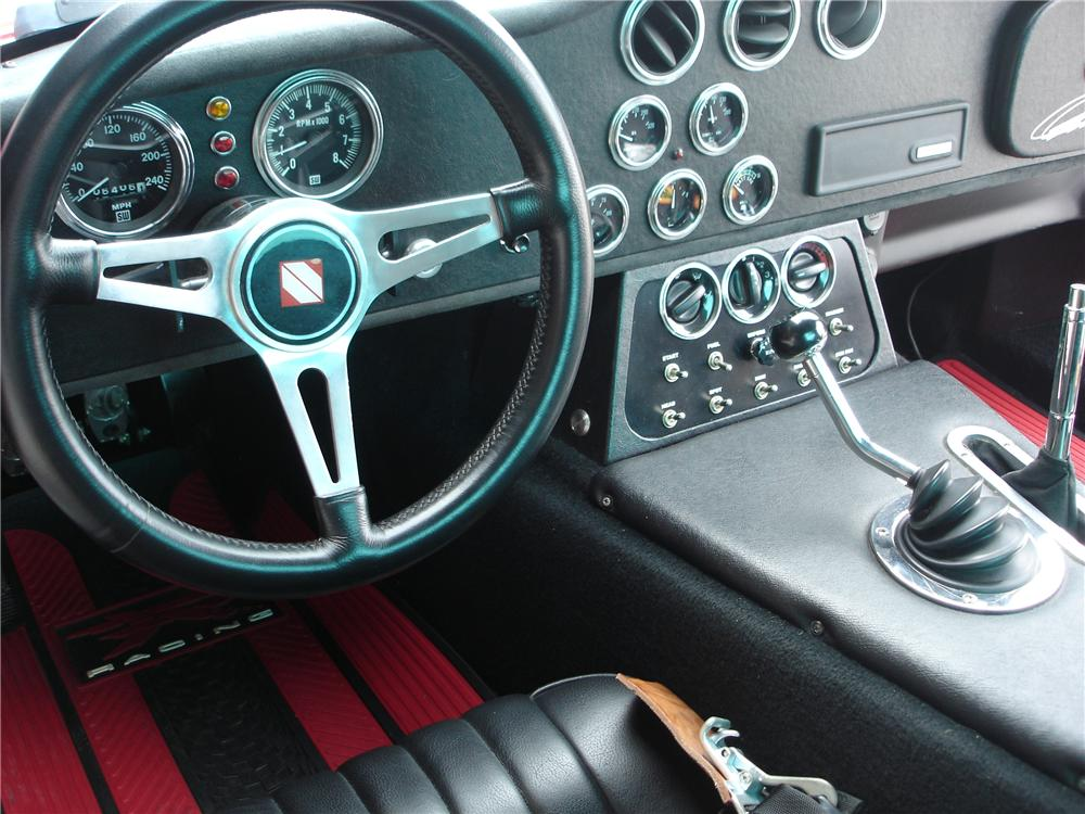 2004 SUPERFORMANCE BROCK DAYTONA COUPE RECREATION - Interior - 49414