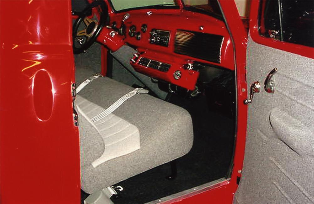 1947 CHEVROLET 1/2 TON PICKUP - Interior - 49426
