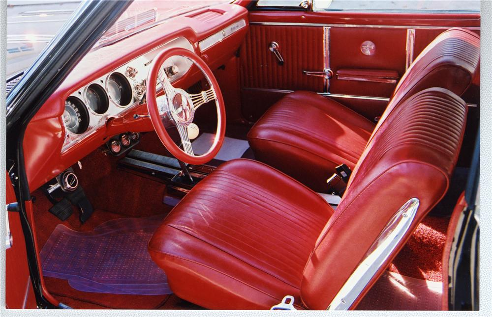 1970 Chevelle Front Bench Seat