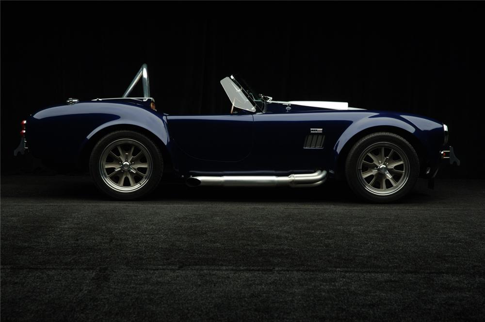 1965 FACTORY FIVE SHELBY COBRA RE-CREATION ROADSTER - Side Profile - 49443