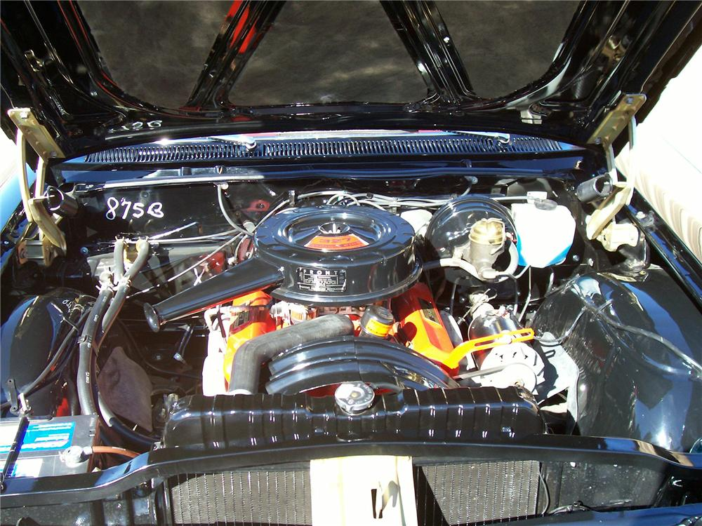 1962 CHEVROLET IMPALA SS COUPE - Engine - 49445