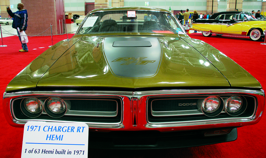 1971 DODGE HEMI CHARGER 2 DOOR HARDTOP - Misc 1 - 49475