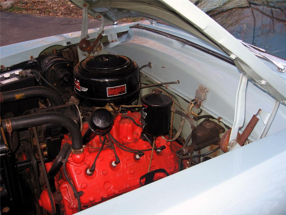 1953 FORD SUNLINER CONVERTIBLE - Engine - 49488