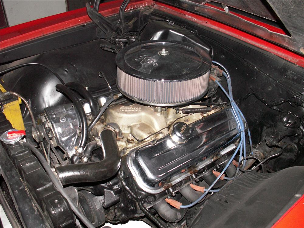 1966 CHEVROLET CHEVELLE SS 396 RE-CREATION COUPE - Engine - 49521