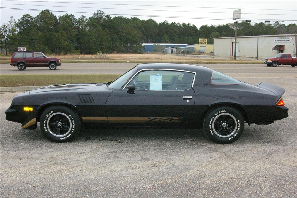 1979 Chevrolet Camaro Z 28 Coupe 49531