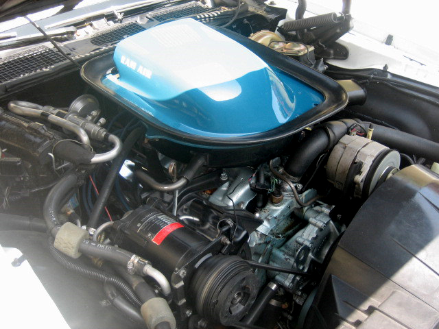 1970 PONTIAC TRANS AM COUPE - Engine - 49563