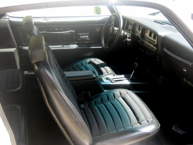 1970 PONTIAC TRANS AM COUPE - Interior - 49563