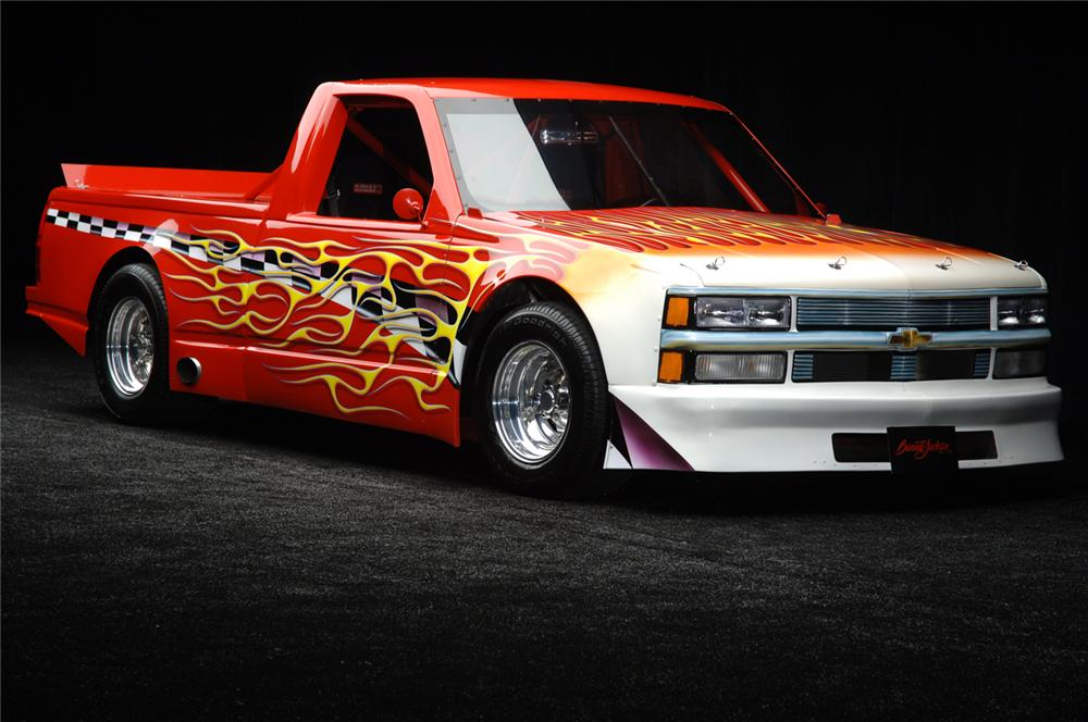 1989 GMC CUSTOM PICKUP - Front 3/4 - 49566
