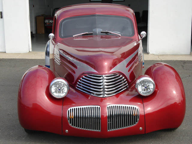 1941 GRAHAM HOLLYWOOD CUSTOM 4 DOOR HARDTOP - Misc 1 - 49568