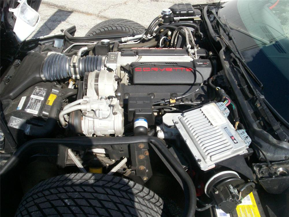 1994 CHEVROLET CORVETTE CONVERTIBLE - Engine - 49581