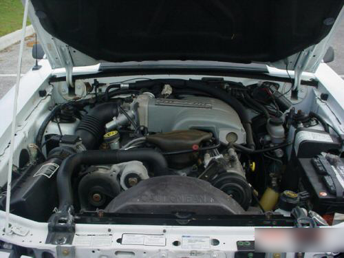 1990 FORD MUSTANG GT 2 DOOR HATCHBACK - Engine - 49610