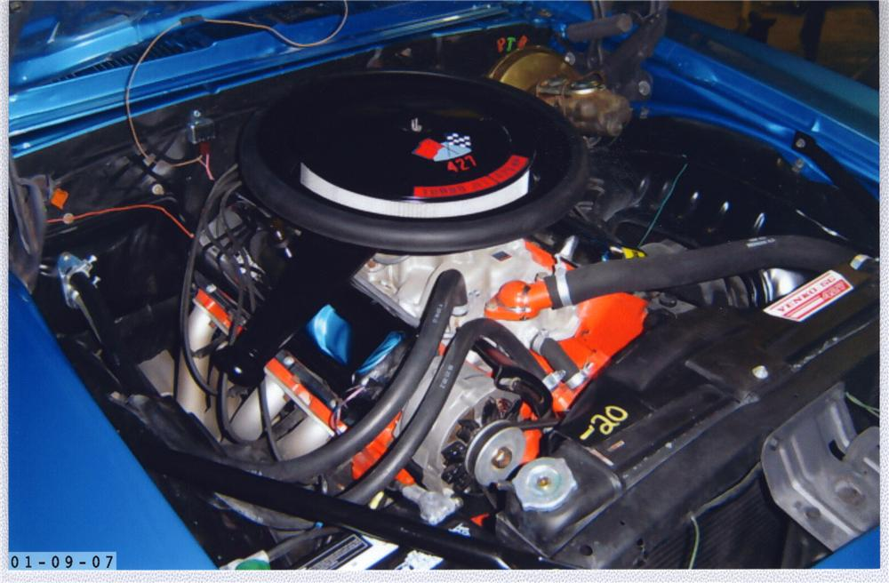 1969 CHEVROLET CAMARO YENKO RE-CREATION - Engine - 49611