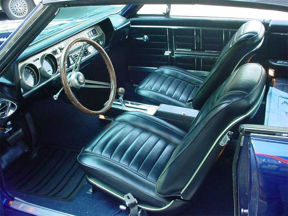 1967 OLDSMOBILE 442 CONVERTIBLE - Interior - 49617
