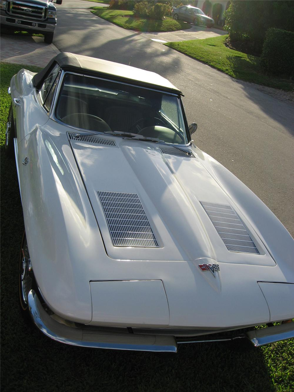 1963 CHEVROLET CORVETTE CONVERTIBLE - Misc 1 - 49619