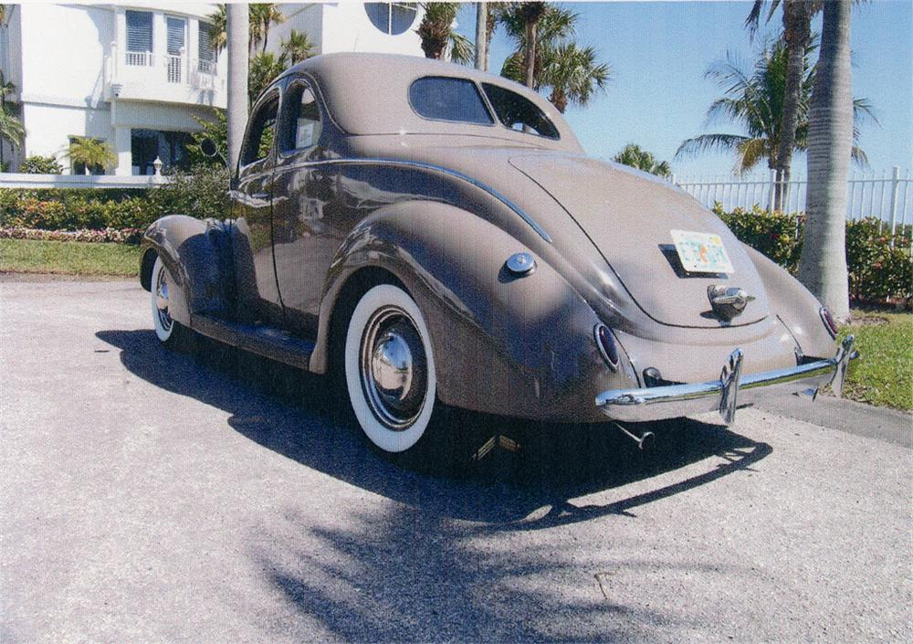 1938 Ford 5 Window Coupe 49641
