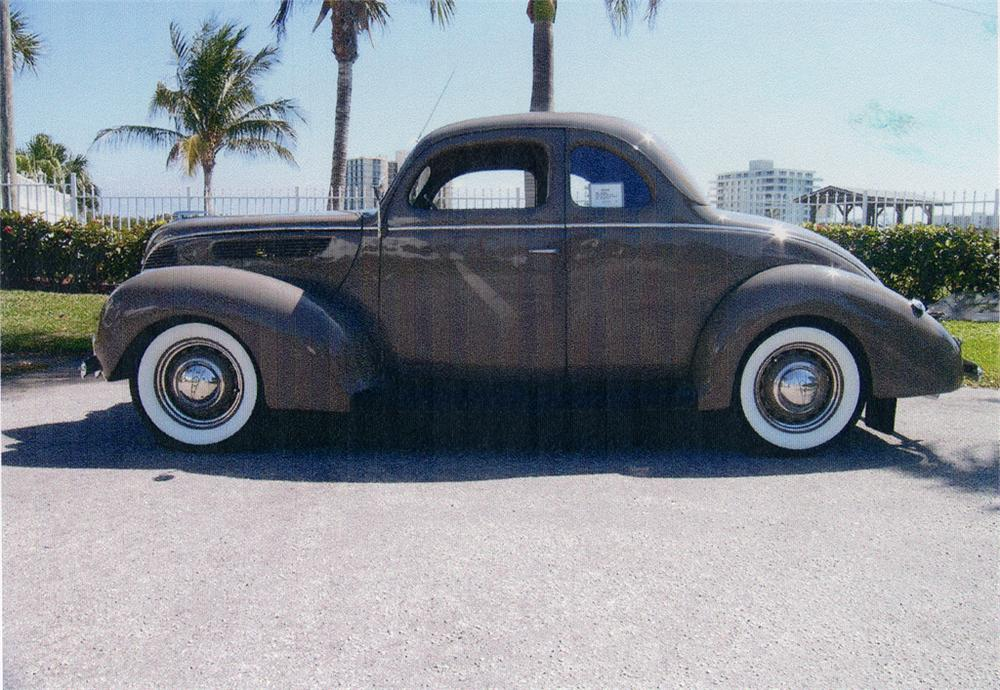 1938 ford 5 window coupe 1936 Ford Coupe 1938 ford 5 window coupe side profile 49641