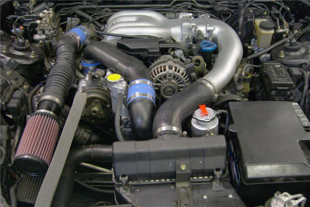 1993 MAZDA RX7 TWIN TURBO LIMOUSINE - Engine - 49648