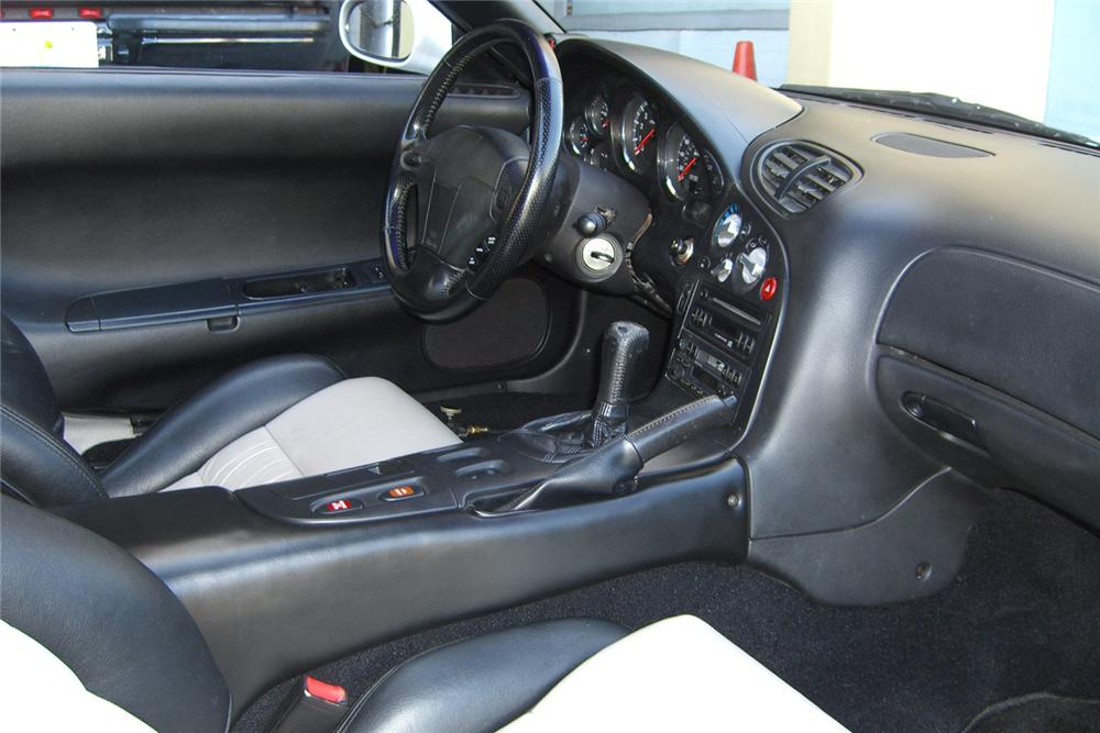 1993 MAZDA RX7 TWIN TURBO LIMOUSINE - Interior - 49648