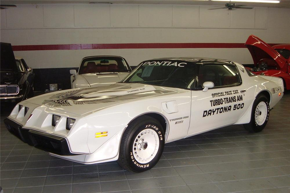 1981 PONTIAC TRANS AM COUPE - Front 3/4 - 49656