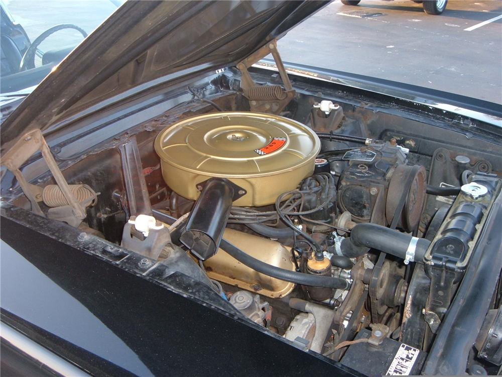 1965 mustang fastback engine - photo #24