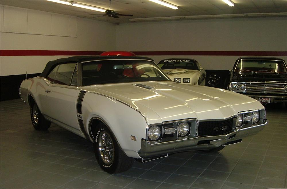 1968 OLDSMOBILE 442 CONVERTIBLE - Misc 1 - 49660