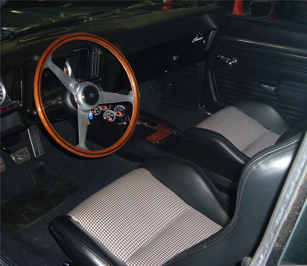 1969 CHEVROLET CAMARO ZL1 COUPE - Interior - 49661