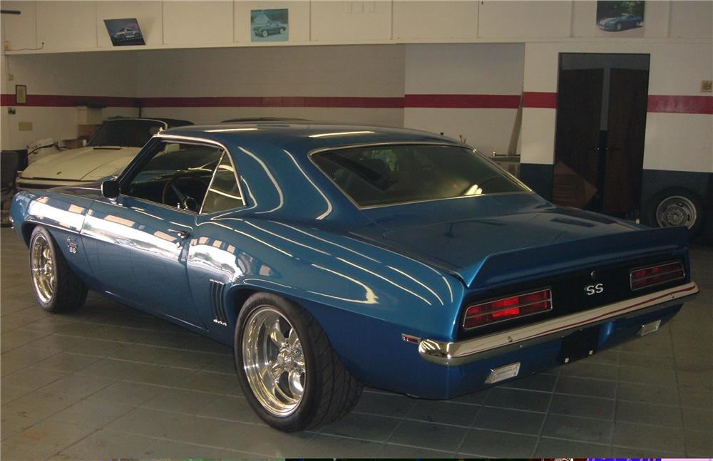 1969 Chevrolet Camaro Zl1 Coupe 49661