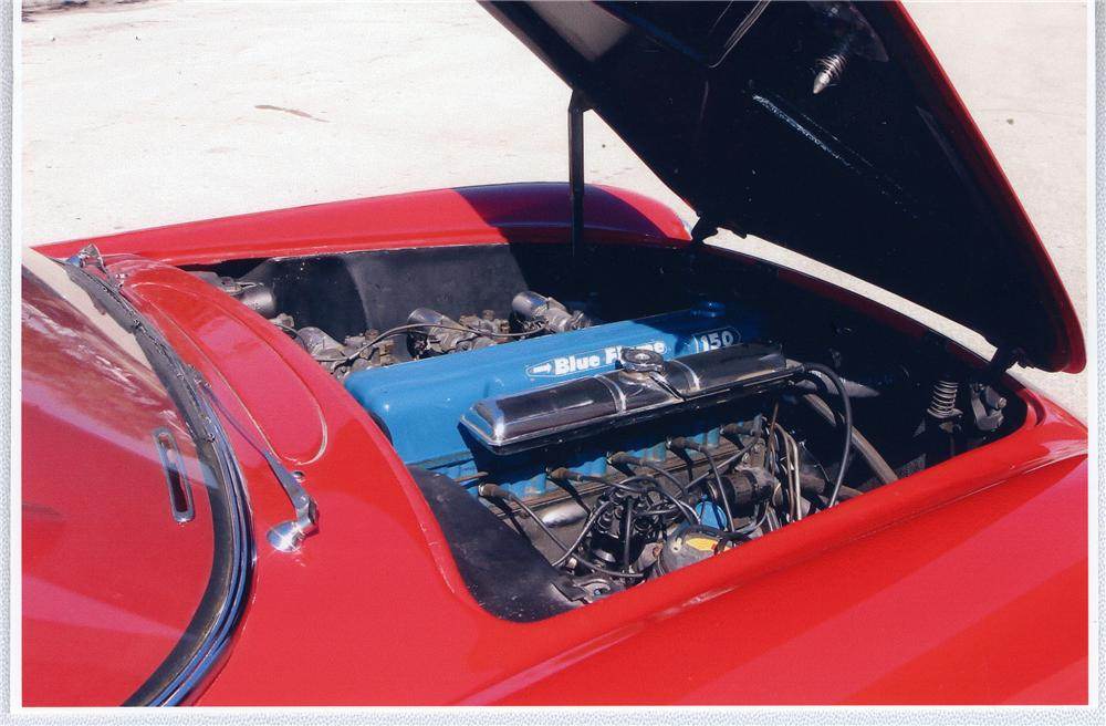 1954 CHEVROLET CORVETTE CONVERTIBLE - Engine - 49670