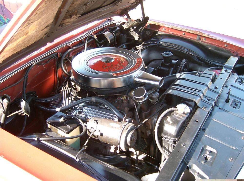 1961 OLDSMOBILE STARFIRE CONVERTIBLE - Misc 1 - 49679