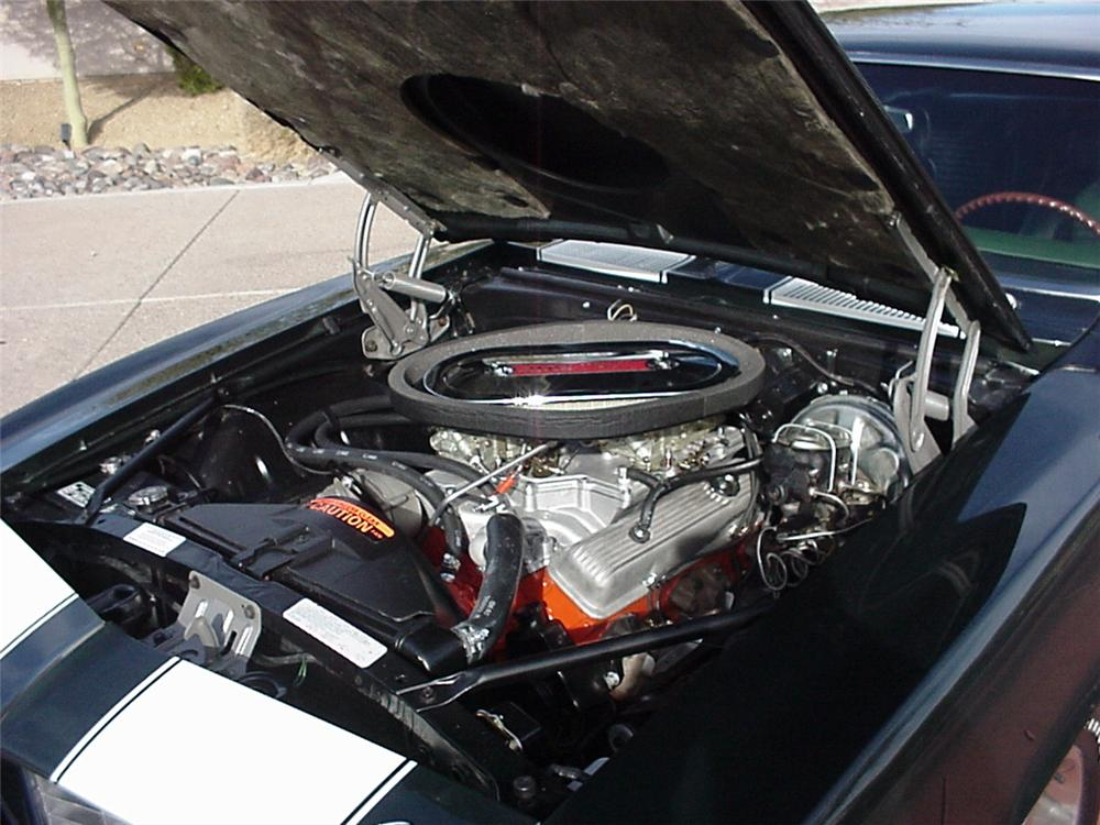1969 CHEVROLET CAMARO Z/28 2 DOOR COUPE - Engine - 49702