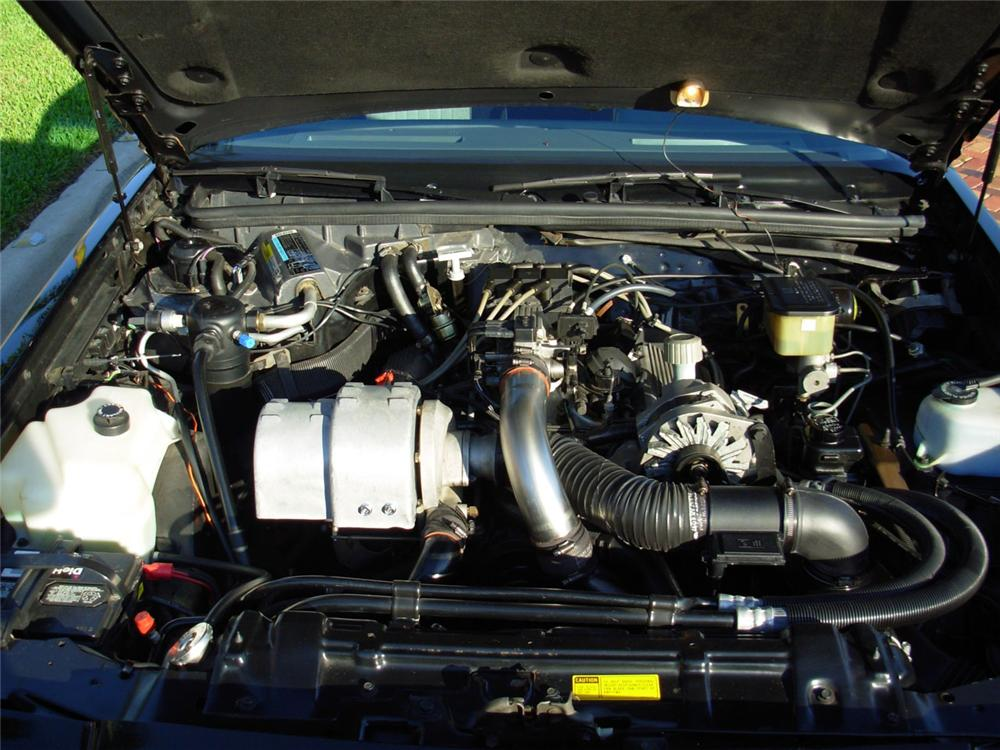 1987 BUICK REGAL GRAND NATIONAL SEDAN - Engine - 49705