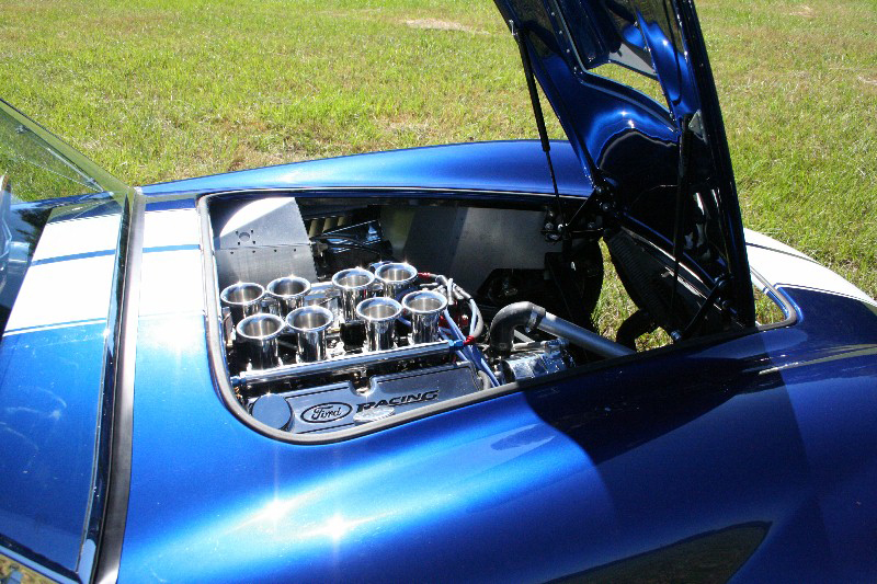 1965 FACTORY FIVE SHELBY COBRA RE-CREATION   - Engine - 49772